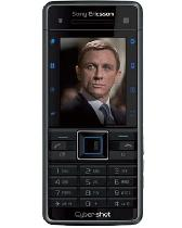 SonyEricsson C902 Bond edition